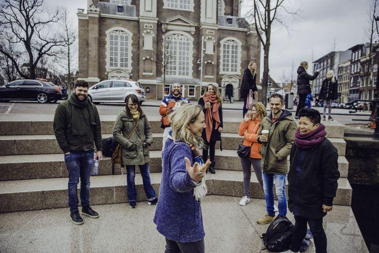 Hello Amsterdam Walking Tour