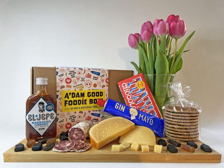 A'dam Good Foodie Box