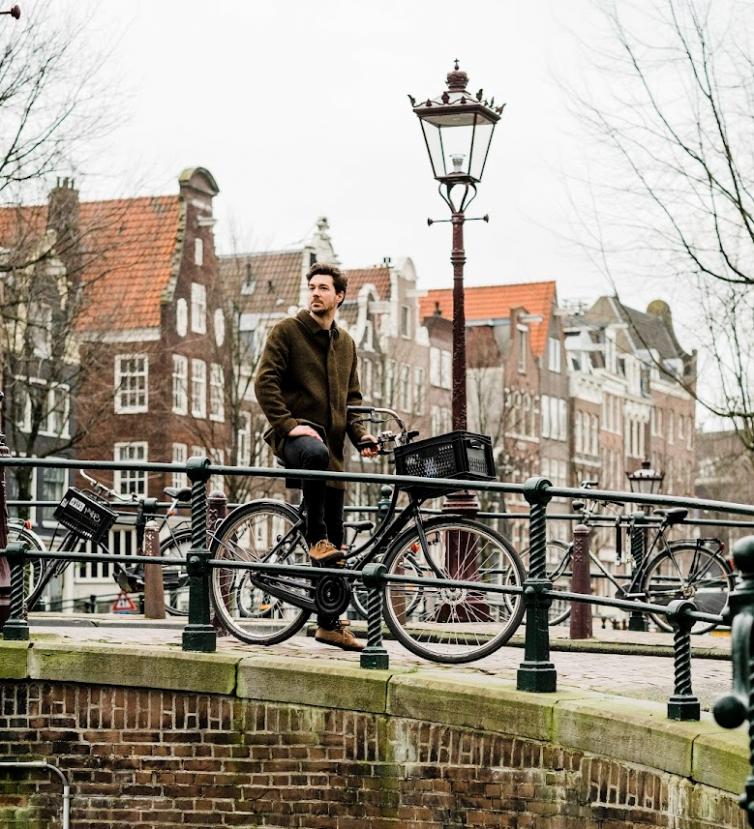 Black Bikes Amsterdam